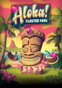 Slothino aloha cluster pays video slot
